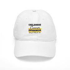 Childhood Cancer Baseball Cap