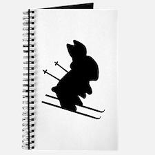 Ski Bunny Journal