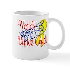 Worlds Best Dance Coach Award Mug