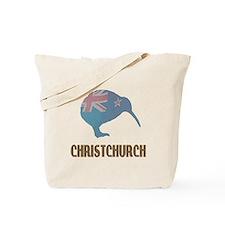 Christchurch New Zealand Tote Bag