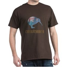 Christchurch New Zealand T-Shirt