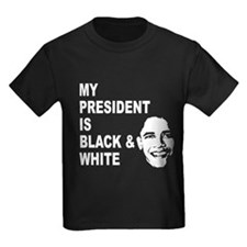 My President is Black & White T