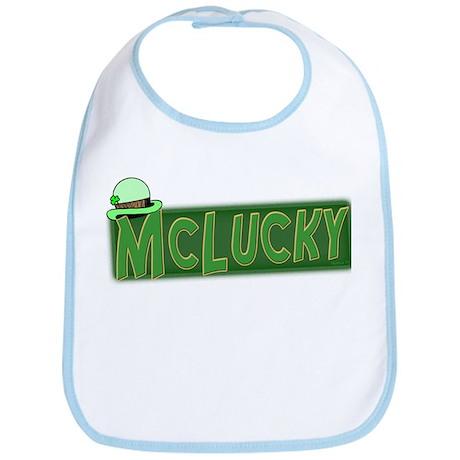 McLucky Bib
