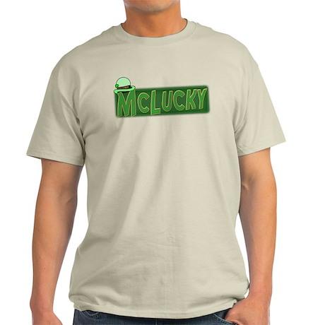 McLucky Light T-Shirt