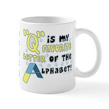Dog Agility Q Mug