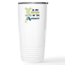 Dog Agility Q Travel Mug