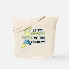 Dog Agility Q Tote Bag