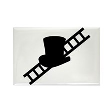 good luck chimney sweeper gea Rectangle Magnet