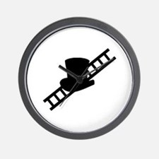 good luck chimney sweeper gea Wall Clock