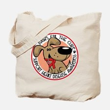 HD: Paws For A Cure Tote Bag