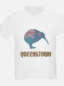 Queenstown New Zealand T-Shirt
