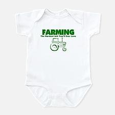 Farming Infant Bodysuit