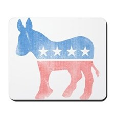 Democratic Donkey Mousepad