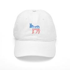 Democratic Donkey Baseball Cap