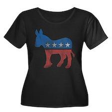 Democratic Donkey T