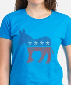 Democratic Donkey Tee
