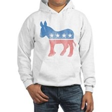 Democratic Donkey Jumper Hoody