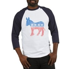 Democratic Donkey Baseball Jersey