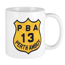 Perth Amboy PBA Mug
