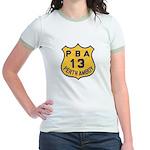 Perth Amboy PBA Jr. Ringer T-Shirt