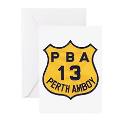 Perth Amboy PBA Greeting Cards (Pk of 20)