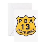 Perth Amboy PBA Greeting Cards (Pk of 10)