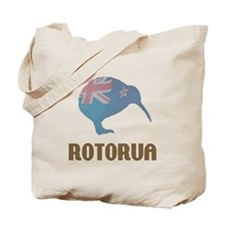 Rotorua New Zealand Tote Bag