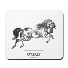 O'Reilly Appaloosa Mousepad