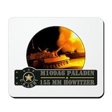 M109 Paladin Howitzer Mousepad