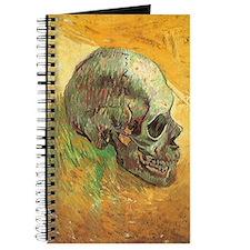 Van Gogh Skull Still Life Journal