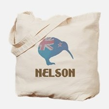 Nelson New Zealand Tote Bag