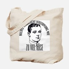 Nothing Causes Blockage Like. Tote Bag