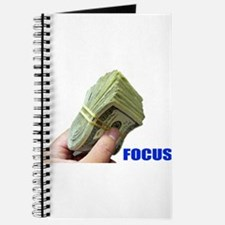 Focus on Money Journal