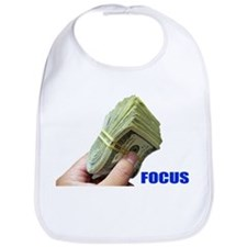 Focus on Money Bib