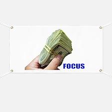 Focus on Money Banner