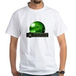 Towed Howitzer White T-Shirt