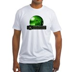 Towed Howitzer Fitted T-Shirt