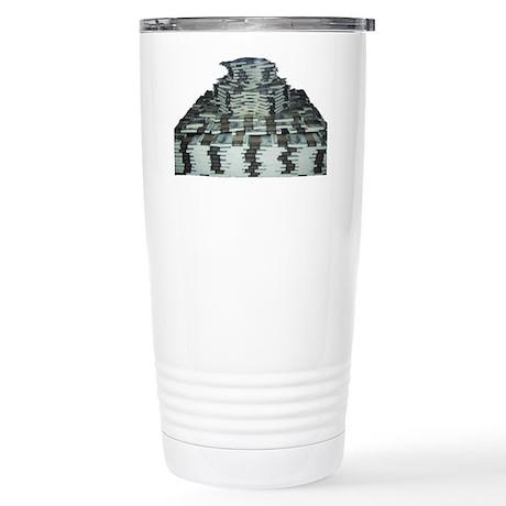 One Million Dollars Stainless Steel Travel Mug