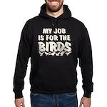 Job for the Birds Hoodie (dark)