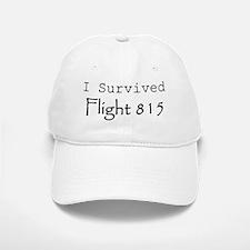 I Survived Flight 815 Baseball Baseball Cap