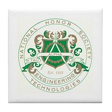 Tau Alpha Pi Tile Coaster