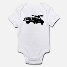 flying benz Infant Bodysuit
