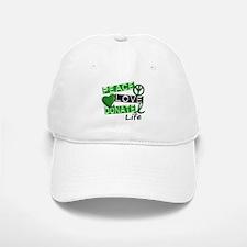 PEACE LOVE DONATE LIFE (L1) Baseball Baseball Cap
