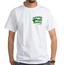 PEACE LOVE DONATE LIFE (L1) Shirt