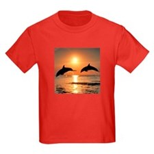 Two Dolphins T