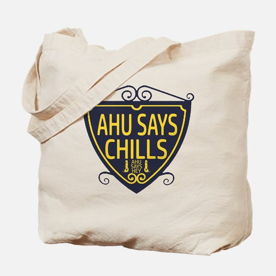 Funny Beverly hills Tote Bag
