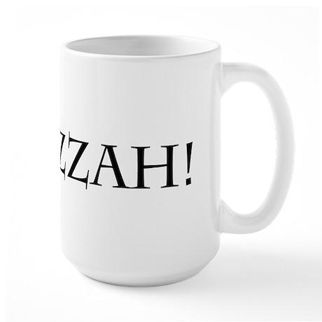 Huzzah2: Large Mug