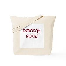 DEBORAH ROCKS Tote Bag