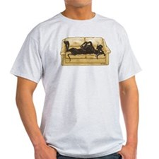 NBlk Couch Belly T-Shirt