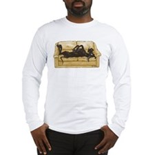 NBlk Couch Belly Long Sleeve T-Shirt